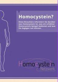 Alles über Homocystein in unserem praktischen Ebook lernen