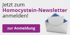 Alles über Homocystein in unserem Newsletter